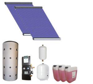 Solar Pakete für die Fassade