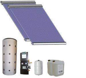 Solar Komplettpakete Warmwasser