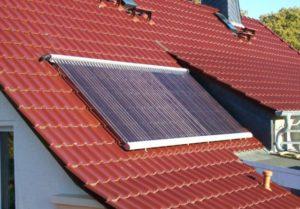 Sonne und Holz - Solar Produkte