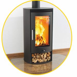 Produkt Holzheizung Kamin