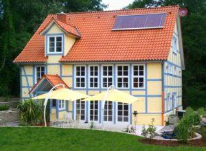 Förderung für Solarthermie Anlagen